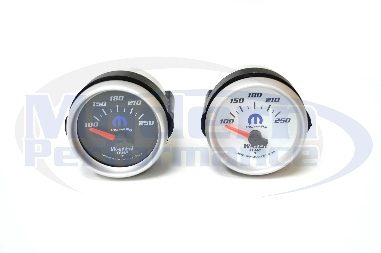 Mopar Water Temperature Gauge (100-250 Degree)