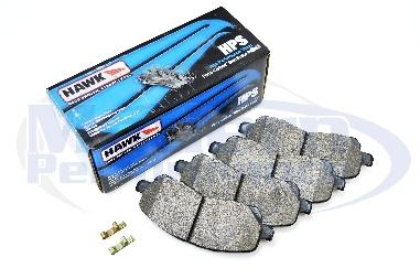 Hawk HPS Front Brake Pads, 07-12 Caliber
