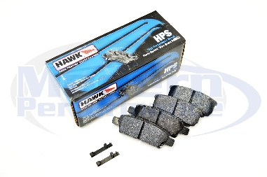 Hawk HPS Rear Brake Pads, 07-12 Caliber