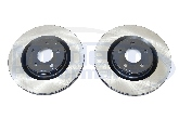 StopTech OEM Replacement Rotors (Front Pair), 08-10 Cobalt SS / HHR SS