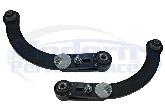 SPC Performance Rear Camber Arms (Pair), 07-12 Caliber