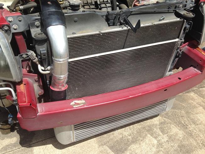 MPx Intercooler, 08-09 Caliber SRT-4, Intercoolers ...