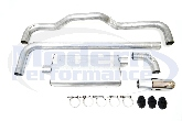 TTi Cat-Back Exhaust System, 95-99 Neon