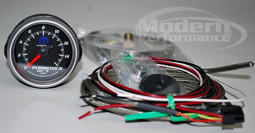 Dodge Dart Srt >> Mopar Pyrometer Gauge (0-1600 Degrees), Pyrometers: Store Name