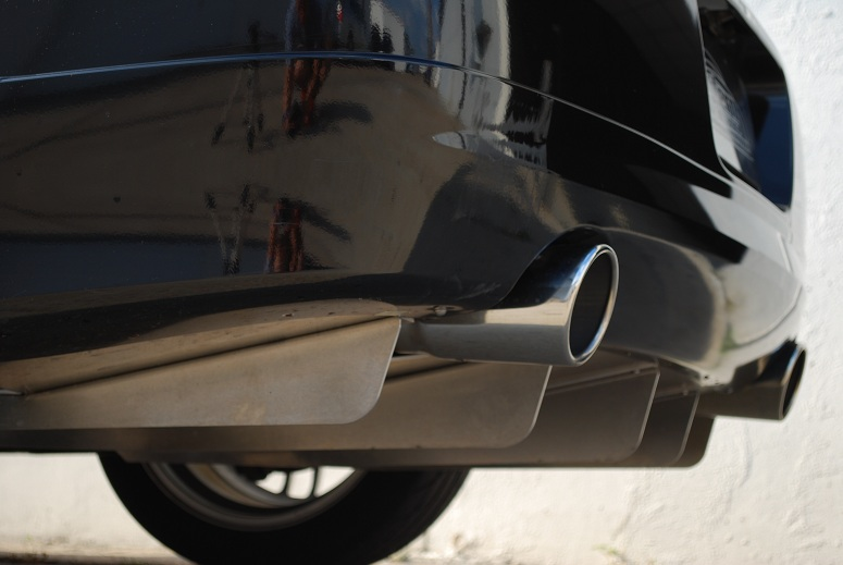 Dodge Dart Srt >> MPx Aluminum Rear Diffuser *LIMITED PRODUCTION RUN*, 03-05 Neon SRT-4, Other Exterior: Store Name